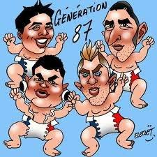 Génaration 87