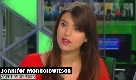Jennifer Mendelewitsch