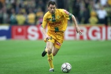 Olivier Quint - Nantes /Marseille - 23.04.2005 - L1 - Foot Football - largeur action